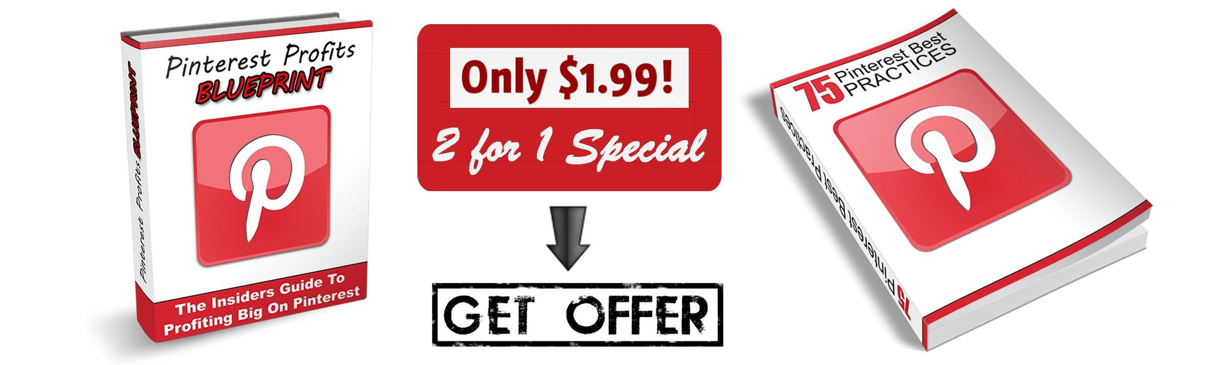 """Pinterest... the """"ins"""" the """"outs"""" the """"ways""""! Get the OFFER!"""