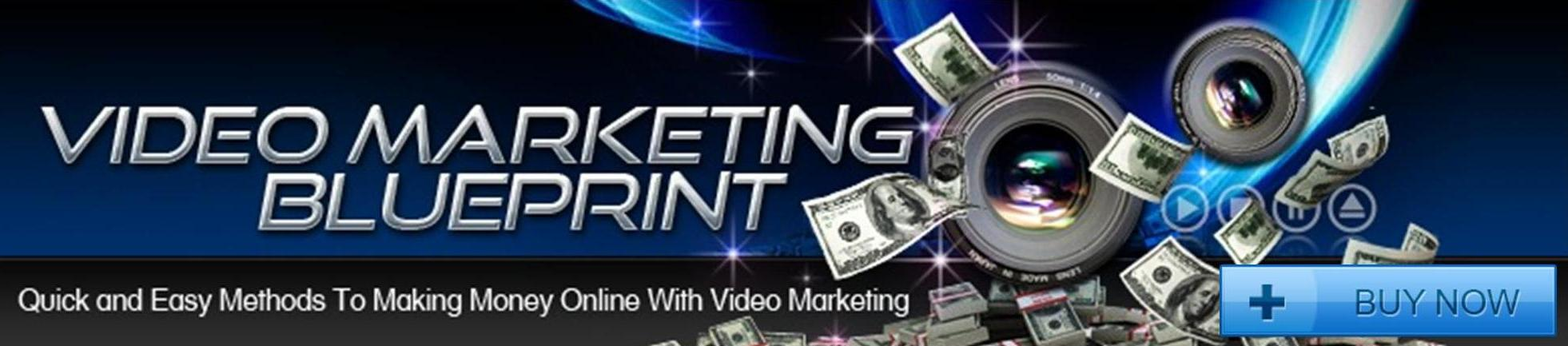 For your Video Marketing needs stick to a Blue Print